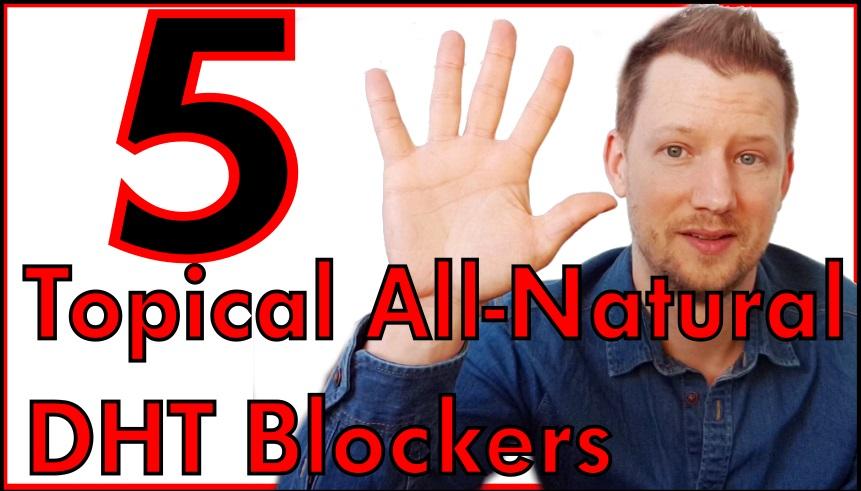 topical all natural dht blocker